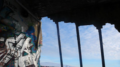 P1380418 Kopie (lichtbildnerschneider) Tags: urban love hope graffiti himmel skills hannover borderline kapelle paradies lostchildhood lostplaces bigcitylife lindenlimmer contigelnde hheremacht lichtbildnerschneider