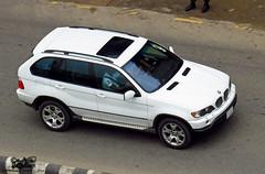 Bangladesh BMW X5 E53 (Samee55) Tags: car bmw dhaka spotting x5 bimmer