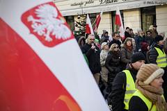 _ATI7578 b (attila.husejnow) Tags: demonstration warsaw warszawa atti atilla antigovernment husejnow attilahusejnow mateuszkijowski