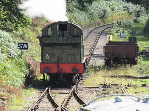 Parkend: Dean Forest Railway, Parkend (Gloucestershire)