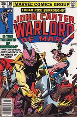 John, Carter Warlord of Mars 10 (micky the pixel) Tags: comics comic fantasy scifi marvel edgarriceburroughs johncarter heft gilkane warlordofmars theairpiratesofmars