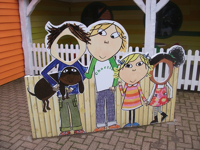 Charlie and Lola's Moonsquirters & Greendrops
