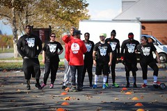 RichardM+D (IMPACCT Brooklyn) Tags: halloween newjersey jerseycity volunteering libertystatepark herculestrophy impacctvolunteers