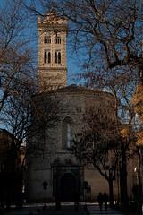 Iglesia de Santa María Magdalena (Egg2704) Tags: dibujandomibarrio zaragoza aragón españa spain mudejar góticomudejar arquitectura iglesia world100f
