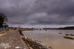Woodbridge-5375-4.jpg (Bob Foyers) Tags: clouds river boats suffolk woodbridge ndfilter 1740mml canon6d