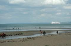 DSC_5850 (guyfogwill) Tags: france ferry normandy beach normandie ouistreham calvados bassenormandie fra républiquefrançaise guy fogwill guyfogwill holiday april avril 2012