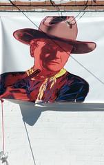 John Wayne (AlainC3) Tags: arizona portrait usa movie cowboy scottsdale oldtown johnwayne cinma d90 filmindustry westernspiritmuseumofthewest