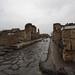 A rainy day in Pompei