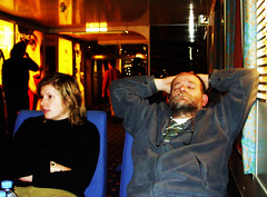 Great Brittain  2003 (Steenvoorde Leen - 16.4 ml views) Tags: doorn utrechtseheuvelrug newcastle 3dagennewcastle newcastle2003 ferry dfds stormy weather storm windkracht10 kersttijd weihnachtszeit 2003 gb greatbrittain leensteenvoorde