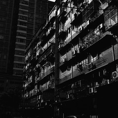 (filmprince) Tags: bw 120 film zeiss lens t fuji scanner c hasselblad developer ou carl 500c neopan 100 macau rodinal developed f28 apr macao planar acros 125  mun 80mm 2016 18c  aomen plustek  4min opticfilm   21oct2015