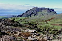 Above Skogar (Tomas Pfeifer) Tags: mountains landscape iceland europe skogar