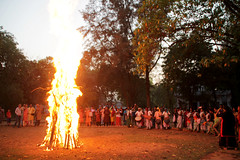 Basanta Utsav Nimdih (4) (banglanatak dot com) Tags: holi 2016 colorsoflife colorfullife happyholi festivalofcolour basantautsav nimdih