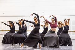 Ballet Nacional de Espaa. (javiercamporbin) Tags: madrid ballet danza