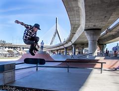 Boston Skate Park (Mark Woitunski) Tags: boston skateboarding skate skater shred northpointpark amesburyma markwoitunski lynchfamilyskatepark