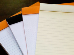 P4062061 (theserialdoodler) Tags: review rhodia paperreview fountainpenfriendlypaper rhodiapadreview