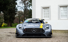 AMG GT3 (Alex Penfold) Tags: auto cars alex car yellow race germany grey mercedes stripes super matte amg supercars gt3 penfold 2016