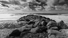 Rock (Dirk 0701) Tags: northsea dk dnemark 2015 harbore regionmidtjylland