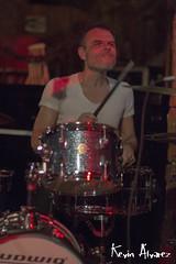 Poncho K (Kevin_Laden) Tags: pub escenario concierto terra msica artista msico batera castelln castell acstico ponchok pubterra