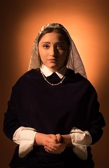 (Eliza Marris) Tags: people selfportrait studio religious paintings rembrandt