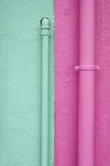 Burano (Hervé KERNEIS) Tags: italy house color couleurs maisons venise venezia italie burano tuyau nikond700 tamron2470mmf28 mars2016