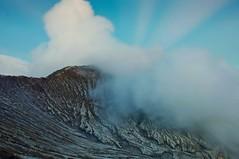 Finding Hope (Anna Kwa) Tags: life nature indonesia landscape hope dawn nikon memories always remembrance expectation d90 eastjava stratovolcanoes my illbethereforyou sulphurmining mountijen banyuwangiregency ijenvolcanocomplex annakwa