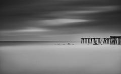 Revelation (John Maslow) Tags: blackandwhite bw monochrome marina pier newjersey apocalypse fishingpier revelation johnmaslowskiphotographyllc pierinatlanticcity