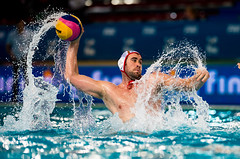FINA Men's Water polo Olympic Games Qualifications Tournament 2016 - Trieste (ITA) (fina1908) Tags: blue italy white men fina ita trieste waterpolo olympicgames qualification 2016 pallanuoto tournament2016 6marcminguellesp