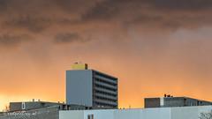 Mooie lucht in Vlissingen (cindydebree.nl) Tags: sky clouds canon 50mm cloudy wolken zeeland plasticfantastic lucht bewolkt vlissingen kleurrijk flushing walcheren niftyfifty 50mm118ii flessingue canonnl canoneos100d vegetarian6
