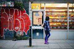 Love when it rains (lorenzoviolone) Tags: england london art shop walking graffiti mural unitedkingdom streetphotography stranger finepix shoreditch fujifilm streetphoto muralart fujiastia100f fav10 mirrorless vsco vscofilm streetphotocolor fujix100s x100s fujifilmx100s travel:uk=londonapr16
