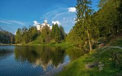 lake & castle - Trakošćan (19) (Vlado Ferenčić) Tags: castles lakes croatia hrvatskozagorje tamron1735284 zagorje lakecastle nikond600 castletrakošćan laketrakošćan castleschurches