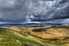 Only Happy When It Rains (Paul2807) Tags: cloud green rain landscape spring yorkshire northyorkshire skipton weatherfront eastby scenicsnotjustlandscapes therebeastormabrewin