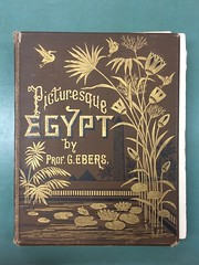 Picturesque Egypt (frankrolf) Tags: book amorc rosicrucianegyptianmuseum