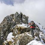 Aaron John on Forcan Ridge thumbnail