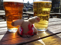 LD 6 Wed Rydal & Grasmere7 Oddfellows Arms & DT 2 (g crawford) Tags: ted danger toy pub arms teddy drink lakes lakedistrict teddies keswick crawford dt ld oddfellows dangerted