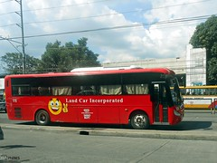 Land Car Inc. 178 (Monkey D. Luffy 2) Tags: road city bus public photography photo coach nikon philippines transport vehicles transportation coolpix daewoo vehicle society davao coaches aspire nis philippine enthusiasts philbes