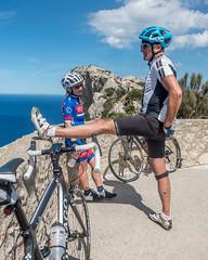 P1080129.jpg (Alexander Komlik) Tags: vacation cycling spain clubmates sjbc pollena islasbaleares pauladefreitas timmaryon