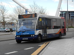 Stagecoach in South Wales 47638 (welsh bus 16) Tags: southwales newport solo stagecoach optare 47638 cn58byh