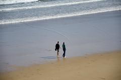 La Playa (ancama_99(toni)) Tags: sea beach mar nikon playa euskadi paisvasco cantbrico d7000