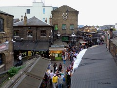London - Camden Market (oxfordian.world) Tags: england people london market camdenmarket gb birdseyeview vogelperspektive cyberdog oxfordian oxfordiankissuth