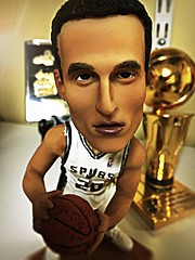 Go Spurs Go (drewweinstein34) Tags: argentina basketball spurs character nba sanantoniotexas sanantoniospurs