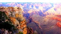 Grand Canyon, Arizona (Daphne's Escapades) Tags: arizona nature grandcanyon northamerica grateful lovely beautifulcreation hugecrater