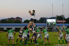 Connacht touch