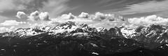 Julian Alps (Marua erjal) Tags: winter panorama snow mountains nature scenic ridge slovenia triglav julianalps roblek