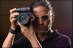 Self Portrait (MikeJoints) Tags: portrait people art peru canon photography photographer photoshoot award