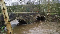 Lumb Bridge, Irwell Vale, Rossendale (mrrobertwade (wadey)) Tags: day lancashire boxing floods rossendale 2015 wadey robertwade wadeyphotos mrrobertwade