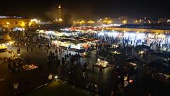 Marrakesh Jamaa el-Fna (half21st) Tags: morocco marrakesh elfna jamaa