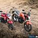Suzuki Gixxer vs Honda CB Hornet 160R