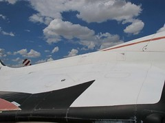 """Douglas F4D-1 (F-6A) Skyray 37 • <a style=""""font-size:0.8em;"""" href=""""http://www.flickr.com/photos/81723459@N04/23858075302/"""" target=""""_blank"""">View on Flickr</a>"""