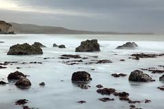 IOW-Rocks (stevestreet) Tags: ocean sea rocks isleofwight lowtide iow freshwaterbay 5dm3 2470lm2