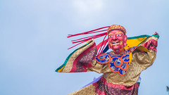 The Druk Wangyel Festival (KZ Media Bhutan) Tags: bhutan festivals dochula maskdance zhenphen